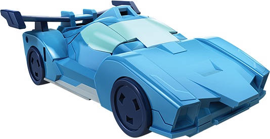 Legion Blurr vehicle mode