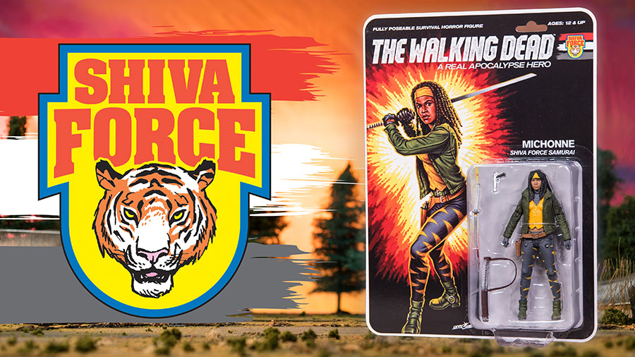 TWD-Shiva-Force-Michonne-Character-Promos